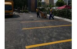 铜陵阡陌通分析停车场划线的颜色作用